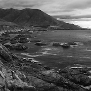 Along the shores of Big Sur near Garrapata State Park.