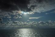 Wind farm off of the coast of Block Island, RI