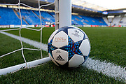 General view of the King Power stadium before the Champions League round of 16, game 2 match between Leicester City and Sevilla at the King Power Stadium, Leicester, England on 14 March 2017. Photo by Richard Holmes.