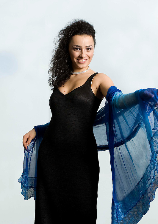 Mezzo-Soprano Ketevan Kemoklidze, appearing as 'Donna Ines Padilla' in Wexford Festival Opera's – 'Maria Padilla' by Donizetti. A recent graduate of the Academy of La Scala, Ketevan has performed in some of the world's greatest opera venues including Venice, Washington Opera, La Scala, Santiago and the Royal Opera House, Covent Garden. She made her Wexford Festival Opera debut in the Donizetti melodrama 'Maria Padilla' which opened to a capacity crowd last Friday Night in Wexford Opera House. The 58th Wexford Festival Opera continues through the Sunday, 1st of November. Visit www.wexfordopera.com for tickets or call the box-office on 1-850-4-OPERA. Photo Patrick Browne