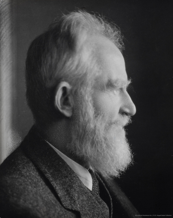 George Bernard Shaw, England, UK, 1923