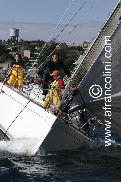 SAILING - BMW Winter Series 2005 - FLYING FISH, Sydney (AUS) - 19/06/05 - ph. Andrea Francolini