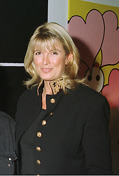 KIM, LADY KENILWORTH at an exhibition in London on 1st September 1997.<br /> MAX 29 WO