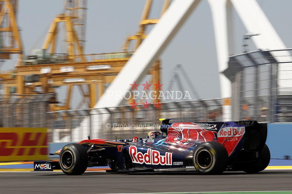 Motorsports / Formula 1: World Championship 2010, GP of Europe, 17 Jaime Alguersuari (ESP, Scuderia Toro Rosso),
