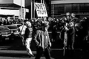 Nyet Trump. MLK Day Rally and March. Seattle, WA. January 16, 2017.