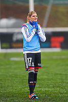 Corine PETIT  - 03.12.2014 - Saint Etienne / Lyon - 11eme journee de Division 1<br /> Photo : Thomas Pictures / Icon Sport