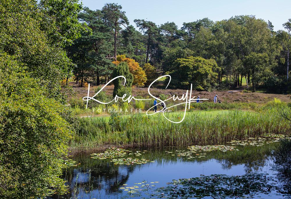Valkenswaard  - tee hole 10 ,  Eindhovensche Golf Club.   COPYRIGHT KOEN SUYK