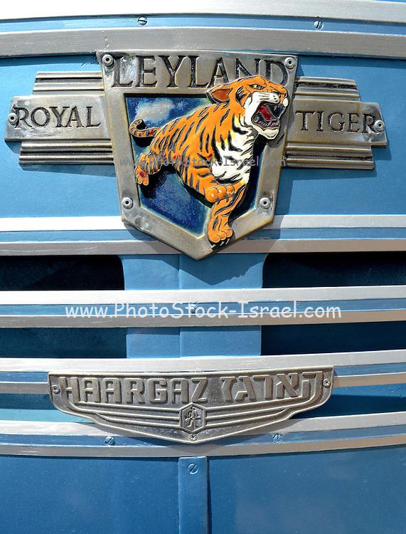 Leyland tiger, Classic Car Logo
