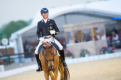 Hester Carl, GBR, Barolo<br /> CDI4* Grand Prix <br /> Royal Windsor Horse Show<br /> © Hippo Foto - Jon Stroud