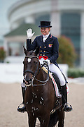 Sofie Jeppesen - Hedebo's First As<br /> World Equestrian Festival, CHIO Aachen 2013<br /> © DigiShots