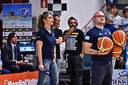 Benedetta Abbruzzese<br /> Banco di Sardegna Dinamo Sassari - AX Armani Exchange Olimpia Milano<br /> LBA Serie A Postemobile 2018-2019 Playoff Semifinale Gara 3<br /> Sassari, 02/06/2019<br /> Foto L.Canu / Ciamillo-Castoria