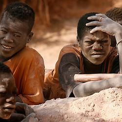 Burkina Faso's gold diggers