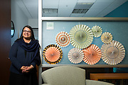 Silicon Valley Community Foundation Chief Owner Experience and Engagement Officer Misti Sangani poses for a portrait at her office at Silicon Valley Community Foundation in Mountain View, California, on January 27, 2017. (Stan Olszewski for Silicon Valley Business Journal)
