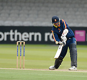 London, GREAT BRITAIN, John STEPHENSON, steers the ball for a boundary, during the MCC vs Europe Match at Lords Cricket ground, England on Thur 07.06.2007  [Photo, Peter Spurrier/Intersport-images].....