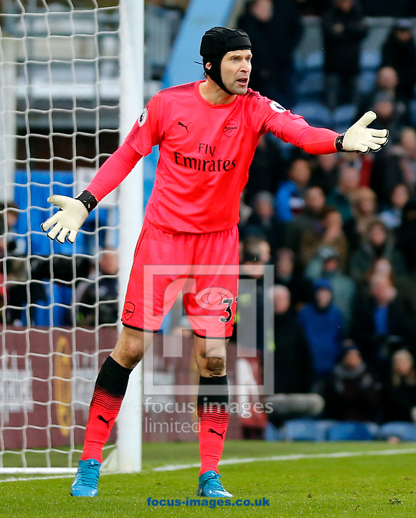 Petr Cech of Arsenal during the Premier League match at Turf Moor, Burnley<br /> Picture by Simon Moore/Focus Images Ltd 07807 671782<br /> 26/11/2017