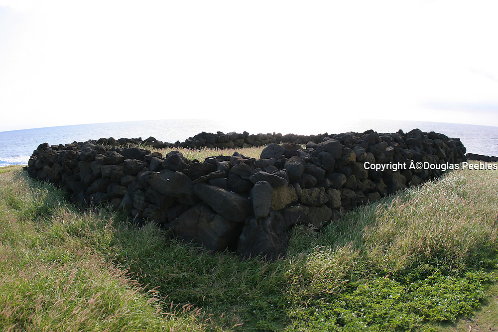 Heiau, South Point, Island of Hawaii