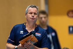 06-09-2018 NED: Netherlands - Argentina, Doetinchem<br /> First match of Gelderland Cup / Coach Gido Vermeulen