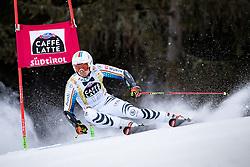 19.12.2016, Grand Risa, La Villa, ITA, FIS Ski Weltcup, Alta Badia, Riesenslalom, Herren, 1. Lauf, im Bild Stefan Luitz (GER) // Stefan Luitz of Germany in action during 1st run of men's Giant Slalom of FIS ski alpine world cup at the Grand Risa race Course in La Villa, Italy on 2016/12/19. EXPA Pictures © 2016, PhotoCredit: EXPA/ Johann Groder