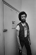 Gil Scott-Heron in London Hotel Room -1985