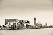 Rheinauhafen Koeln ::  Rhine Harbour Cologne