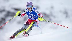 29.12.2014, Hohe Mut, Kühtai, AUT, FIS Ski Weltcup, Kühtai, Slalom, Damen, 1. Durchgang, im Bild Michaela Kirchgasser (AUT) // Michaela Kirchgasser of Austria in action during 1st run of Ladies Slalom of the Kuehtai FIS Ski Alpine World Cup at the Hohe Mut Course in Kuehtai, Austria on 2014/12/29. EXPA Pictures © 2014, PhotoCredit: EXPA/ JFK
