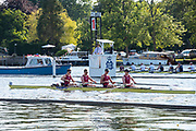Henley on Thames, England, United Kingdom, 3rd July 2019, Henley Royal Regatta, Prince Albert Challenge Cup, Oxford Brookes University, [© Peter SPURRIER/Intersport Image]<br /> 19:06:31 1919 - 2019, Royal Henley Peace Regatta Centenary,