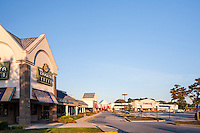 Eldersburg Maryland Retail Center Freedom Village Photo by Jeffrey Sauers of Commercial Photographics
