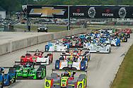 #12 Comprent Motor Sports Elan DP-02: Tony Bullock
