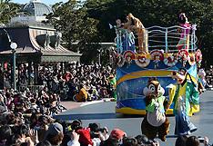JAN 1 2013 Tokyo Disneyland