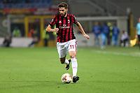 Milano - 28.09.2017 - Milan-Rijeka - Europa League   - nella foto:  Fabio Borini