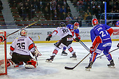 ICE HOCKEY - FRENCH CHAMP - PLAYOFFS - LYON v AMIENS 270218