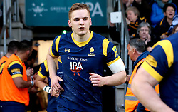 Justin Clegg of Worcester Cavaliers - Mandatory by-line: Robbie Stephenson/JMP - 03/04/2017 - RUGBY - Sixways Stadium - Worcester, England - Worcester Cavaliers v Wasps A - Aviva A League