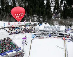 05.02.2017, Heini Klopfer Skiflugschanze, Oberstdorf, GER, FIS Weltcup Ski Sprung, Oberstdorf, Skifliegen, im Bild Zielgelände // finish area during mens FIS Ski Flying World Cup at the Heini Klopfer Skiflugschanze in Oberstdorf, Germany on 2017/02/05. EXPA Pictures © 2017, PhotoCredit: EXPA/ Peter Rinderer