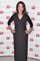 LONDON - October 13: Andrea McLean at the Pink Ribbon Ball 2012 (Photo by Brett D. Cove)