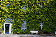 Ballymaloe house, cookery school and gardens.