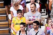 DESCRIZIONE : Trieste Nazionale Italia Uomini Torneo internazionale Italia Serbia Italy Serbia<br /> GIOCATORE : Maurizio Biggi<br /> CATEGORIA : Tifosi Vip<br /> SQUADRA : Italia Italy<br /> EVENTO : Torneo Internazionale Trieste<br /> GARA : Italia Serbia Italy Serbia<br /> DATA : 05/08/2014<br /> SPORT : Pallacanestro<br /> AUTORE : Agenzia Ciamillo-Castoria/Max.Ceretti<br /> Galleria : FIP Nazionali 2014<br /> Fotonotizia : Trieste Nazionale Italia Uomini Torneo internazionale Italia Serbia Italy Serbia