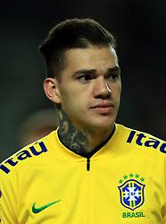 Brazil goalkeeper Ederson