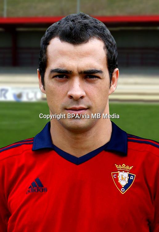 Miguel De las Cuevas ( CA Osasuna )