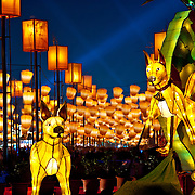 Lantern Festival in Anping Harbor, 2006, Year of the Dog, Tainan, Taiwan