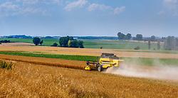 Harvesting in the Somme Valley, France<br /> <br /> (c) Andrew Wilson | Edinburgh Elite media