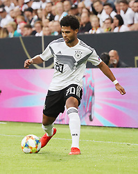 11.06.2019, Opel Arena, Mainz, GER, UEFA EM Qualifikation, Deutschland vs Estland, Gruppe C, im Bild Serge Gnabry // during the UEFA European Championship qualification, group C match between Germany and Estonia at the Opel Arena in Mainz, Germany on 2019/06/11. EXPA Pictures © 2019, PhotoCredit: EXPA/ SM<br /> <br /> *****ATTENTION - OUT of GER*****