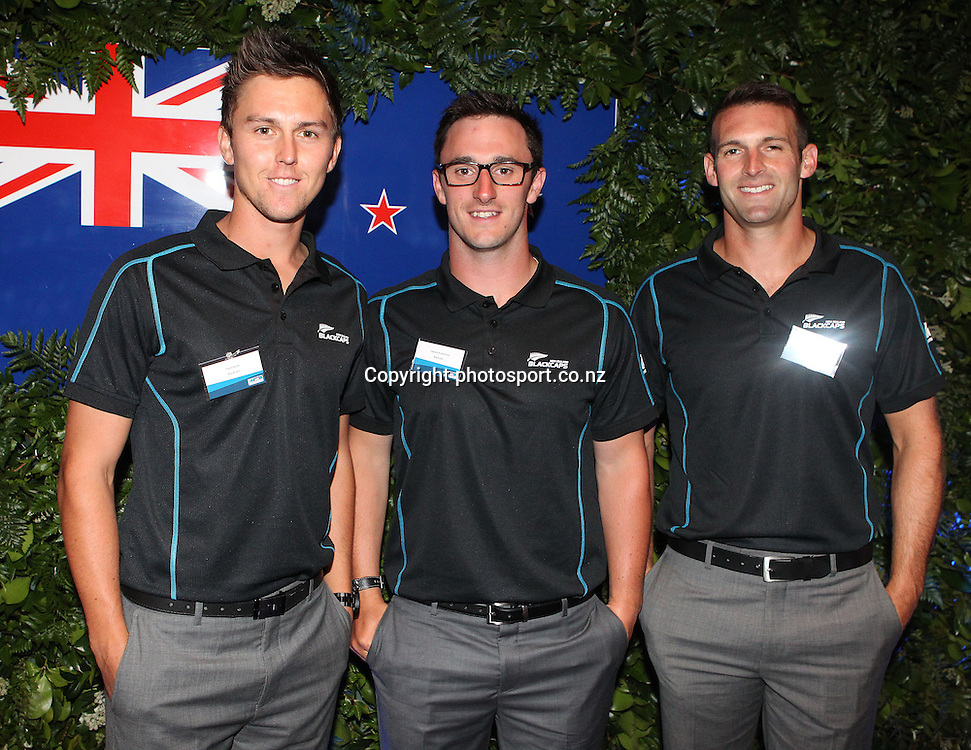 ANZ International Cricket Series Launch at Bellini, Hilton Hotel Auckland, 7 February 2013
