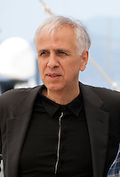Composer Bruno Coulais  at the Voyage A Travers Le Cinema Français photo call at the 69th Cannes Film Festival Tuesday 17th May 2016, Cannes, France. Photography: Doreen Kennedy