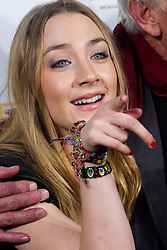 09.12.2010, Madrid, ESP, Filmpremiere, The way back, im Bild Saoirse Ronan poses during the premiere of their latest movie 'The way back' in Madrid on December 9, 2010. EXPA Pictures © 2010, PhotoCredit: EXPA/ Alterphotos/ Cesar Cebolla +++++ ATTENTION - OUT OF SPAIN / ESP +++++