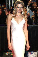 Lily Donaldson, The Naked Heart Foundation's Fabulous Fund Fair, Roundhouse, London UK, 21 February 2017, Photo by Richard Goldschmidt