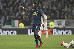 March 8, 2019 - Turin, Piedmont, Italy - Seko Mohamed Fofana (Udinese Calcio) during the Serie A football match between Juventus FC and Udinese Calcio at Allianz Stadium on March 08, 2019 in Turin, Italy..Juventus won 4-1 over Udinese. (Credit Image: © Massimiliano Ferraro/NurPhoto via ZUMA Press)