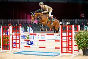 Alberto Zorzi - Conisha Des Forets<br /> Jumping Zwolle 2018<br /> © DigiShots