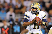 Hartford Colonials quarterback Ryan Perrilloux (11) in action against the Florida Tuskers at the Florida Citrus Bowl on November 11, 2010 in Orlando, Florida. The Tuskers won the game 41-7..©2010 Scott A. Miller