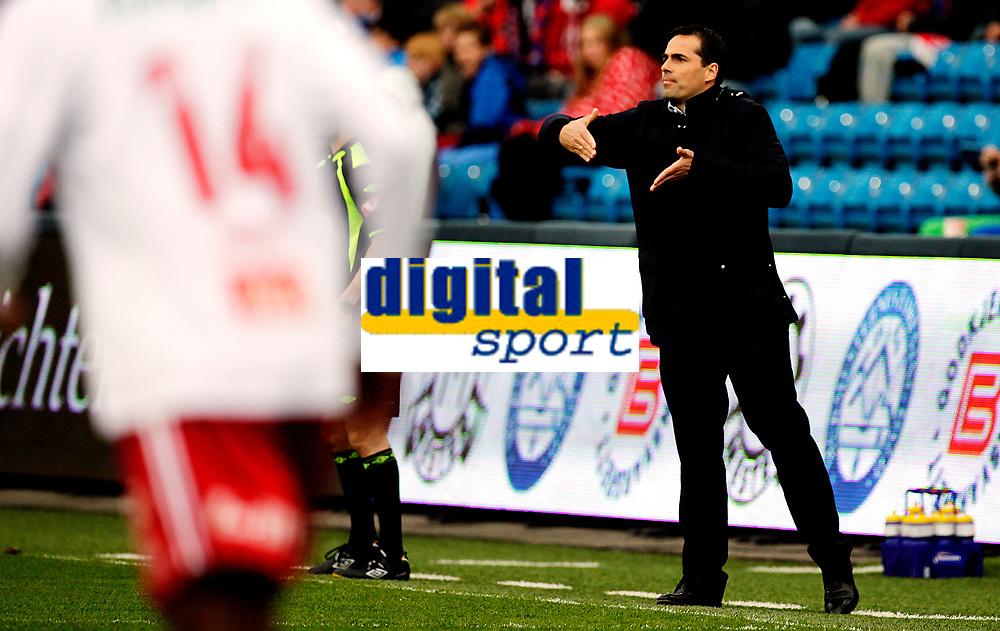 Fotball<br /> Tippeligaen<br /> Ullev&aring;l Stadion , 06.05.12<br /> V&aring;lerenga - Fredrikstad<br /> Martin Andresen<br /> <br /> Foto: Eirik F&oslash;rde