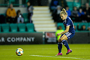Kim Little (#8) of Scotland scores Scotland's second goal (2-0) during the Women's Euro Qualifiers match between Scotland Women and Cyprus Women at Easter Road, Edinburgh, Scotland on 30 August 2019.